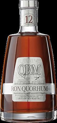 Ron quorhum 12 year rum 400px