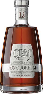 Medium ron quorhum 12 year rum 400px