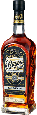 Medium bayou select rum 400