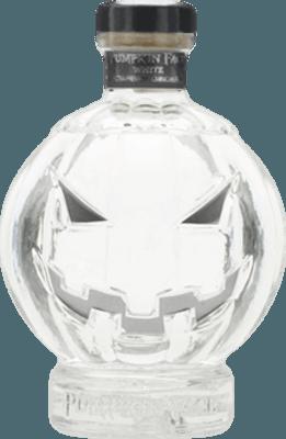 Medium pumpkin face white rum 400px b