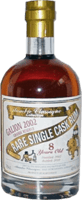 Small alambic classique collection galion 2002 5 year rum 400
