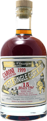 Alambic classique collection caroni 1999 15 year rum 400