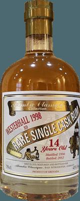 Medium alambic classique collection westerhall 1998 14 year rum 400