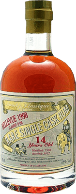 Alambic classique collection bellevue 1998 14 year rum 400
