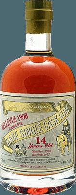 Medium alambic classique collection bellevue 1998 14 year rum 400