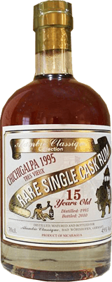 Medium alambic classique collection chichigalpa 1995 15 year rum 400