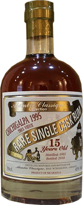 Alambic classique collection chichigalpa 1995 12 year rum 400