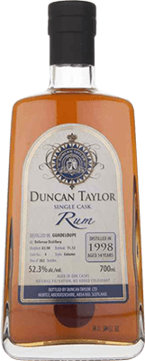Duncan taylor guadeloupe 1998 14 year rum 400px