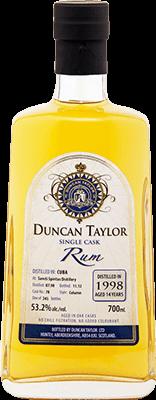 Duncan taylor cuba 1998 14 year rum 400px