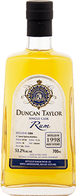Medium duncan taylor cuba 1998 14 year rum 400px