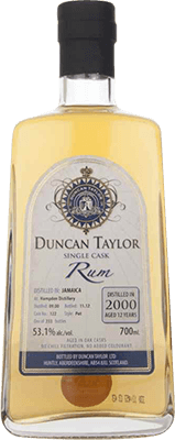 Duncan taylor jamaica 2000 12 year rum 400px