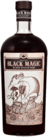 Small black magic black spiced rum 400px