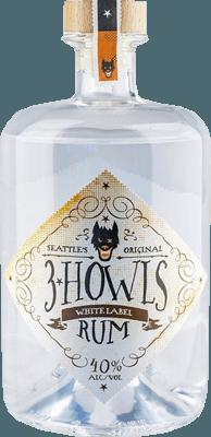 Medium 3 howls white label rum 400