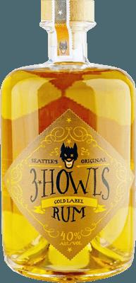 Medium 3 howls gold label rum 400