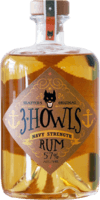 Small 3 howls navy strength rum 400