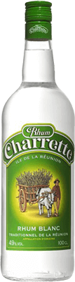 Charrette blanc rum 400px