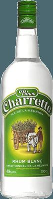 Medium charrette blanc rum 400px
