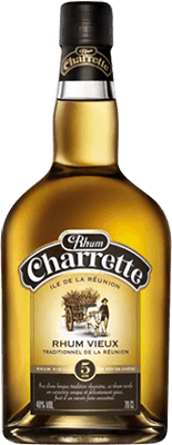 Charrette vieux 5 year rum 400px