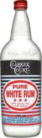 Small clarkes court pure white rum