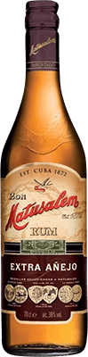 Matusalem extra anejo rum 400px