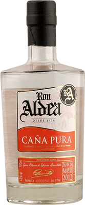 Medium ron aldea cana pura rum 400px