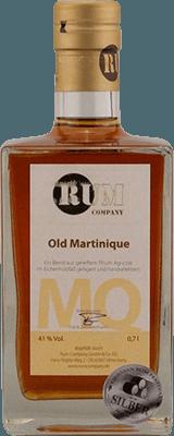 Medium rum company old martiniqe rum 400px