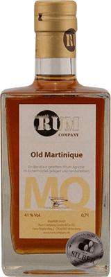 Medium rum company old martiniqe rum 400px
