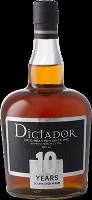 Dictador 10 year rum 400px