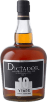 Small dictador 10 year rum 400px