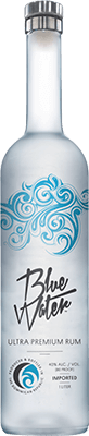 Medium blue water ultra premium rum 400px