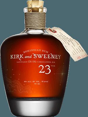 Medium kirk and sweeney 23 year rum 400px