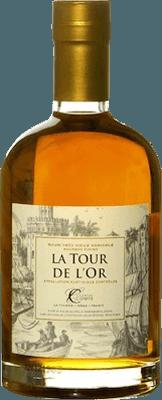Medium chantal comte la tour de l or bourbon finish rum 400px
