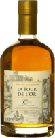 Small chantal comte la tour de l or bourbon finish rum 400px