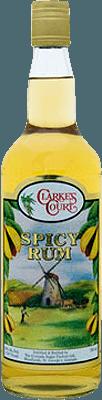 Medium clarkes court spicy rum