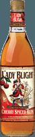 Lady Bligh Cherry Spiced rum