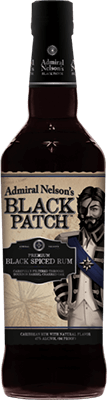 Medium admiral nelson s black patch rum 400px