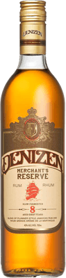 Medium denizen merchants reserve 8 year rum 400px