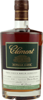 Small clement single cask green rum 400px