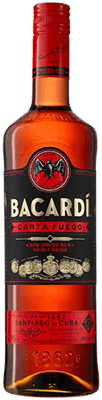 Medium bacardi carta fuego rum 400px