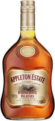 Appleton estate reserve blend rum 400px