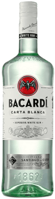 Medium bacardi carta blanca rum 400px
