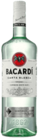 Small bacardi carta blanca rum 400px