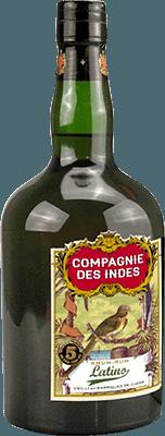 Medium compagnie des indes latino 5 year  rum 400px