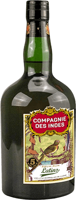 Medium compagnie des indes latino 5 year  rum 400px