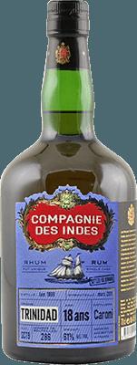Medium compagnie des indes trinidad 1998 caroni 18 year  rum 400px