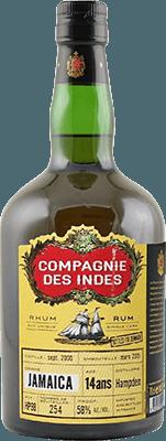 Medium compagnie des indes jamaica 2000 14 year rum 400px