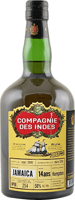 Medium compagnie des indes jamaica 2000 14 year rum 400px