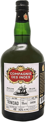 Medium compagnie des indes trinidad 1996 old caroni 18 year  rum 400px