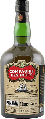 Medium compagnie des indes panama 2004 11 year rum 400px