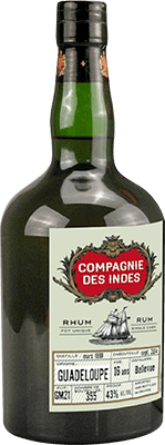 Medium compagnie des indes guadeloupe 16 year rum 400px